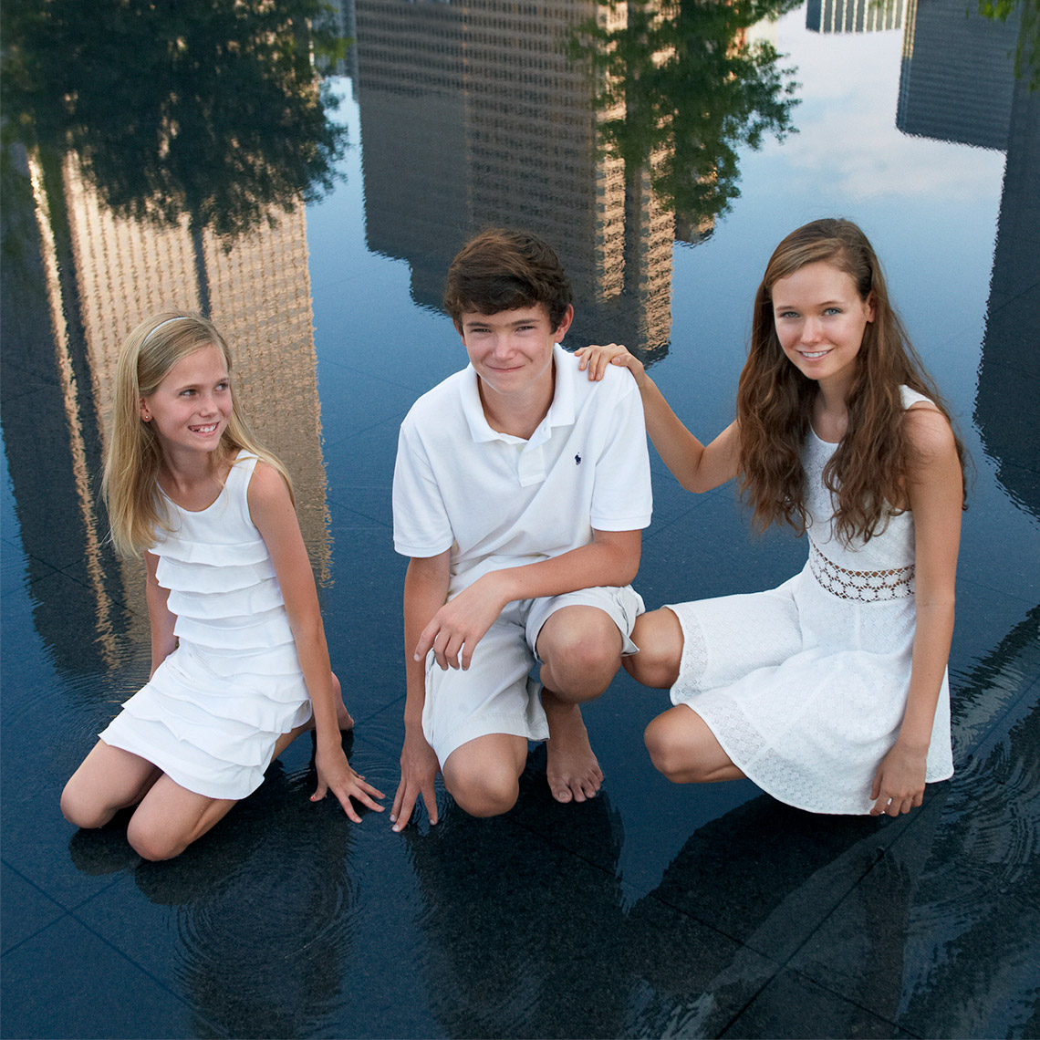 Hancock Children Portrait